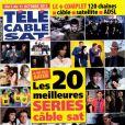 Magazine Télé Cable Sat du 5 au 11 octobre 2013.