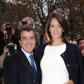 Jade Foret : Belle et amoureuse au côté de la chic Virginie Ledoyen chez Chanel