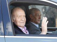 Juan Carlos Ier d'Espagne : Le roi quitte l'hôpital et tente une diversion...