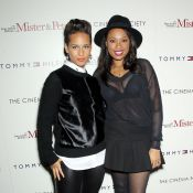 Alicia Keys et Jennifer Hudson : Beautés complices et rock'n'roll à New York