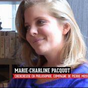 Pierre Moscovici : Sa jeune compagne Marie-Charline dévoile leur intimité