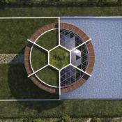 Lionel Messi : Son incroyable maison de rêve... en forme de ballon de foot !