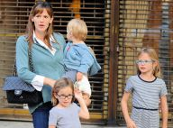 Jennifer Garner, super-maman : Seule à New York avec ses enfants, elle assure !