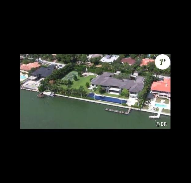 Enrique Iglesais a acheté une imposante demeure à Miami pour 26 millions de dollars.