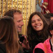 Charles Berling et Vanille Clerc : Fiers et complices pour Virginie Coupérie