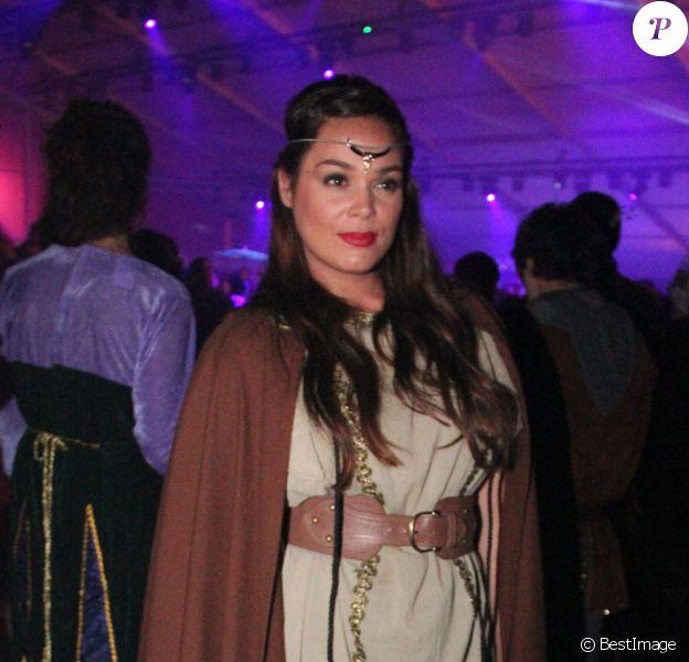 Lola Dewaere lors de la soirée Les Ambassadeurs au château de Vincennes, à Vincennes le 12 octobre 2013