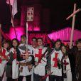 La soirée Les Ambassadeurs au château de Vincennes, à Vincennes le 12 octobre 2013