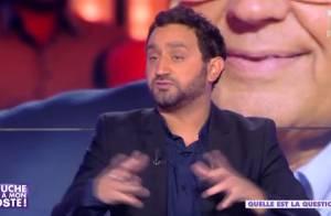 Polémique Gérard Louvin, Cyril Hanouna réagit : ''On n'accepte pas''