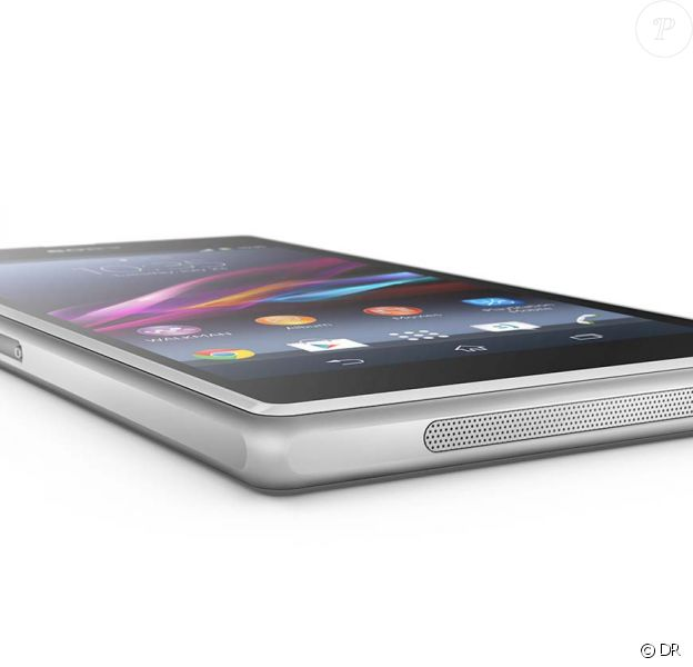Smartphone : le nouveau Sony Xperia Z1