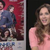 Mélanie Bernier: 'Être une grande soeur en même temps un peu maman, j'adore'