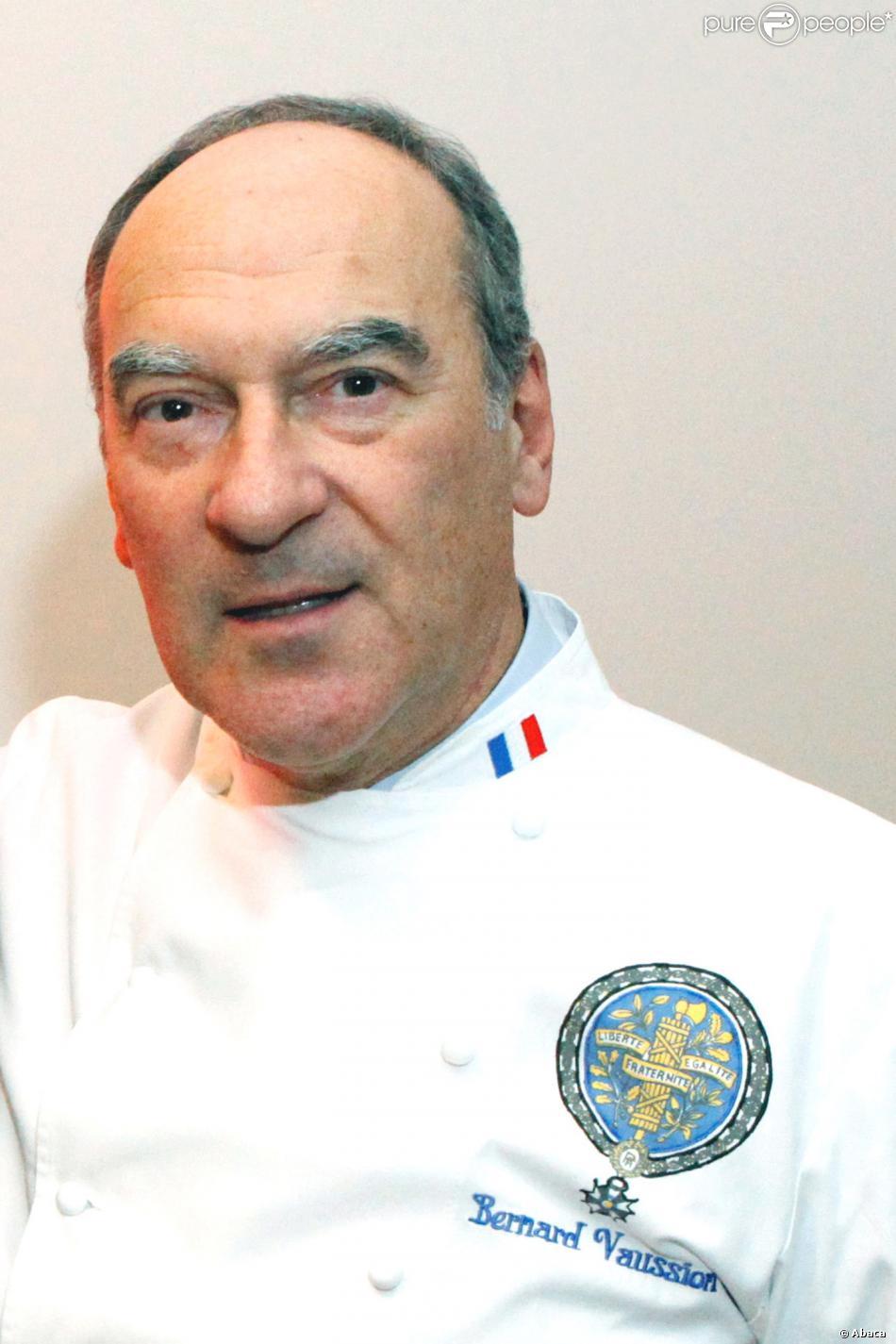 Bernard vaussion le chef quitte fran ois hollande apr s for Cuisinier elysee livre