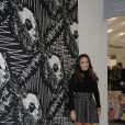 Tamara Ecclestone lors d'une visite au Frieze Art Fair à Londres le 16 octobre 2013