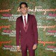 Dev Patel au gala d'ouverture du Wallis Annenberg Center for the Performing Arts présenté par Salvatore Ferragamo à Beverly Hills, le 17 octobre 2013.
