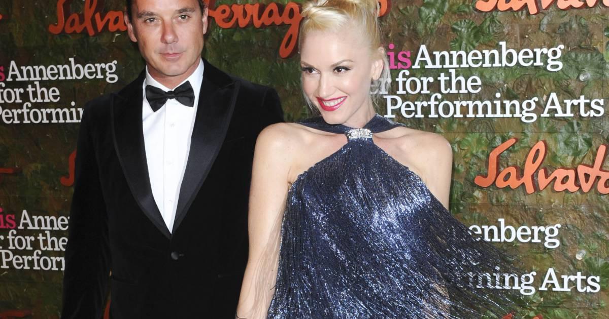 Gwen Stefani   Rondeurs radieuses avec son mari face à Freida Pinto  amoureuse - Purepeople bd389b33ef