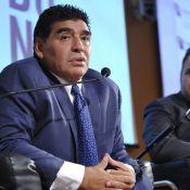Diego Maradona et son addiction à la drogue : ''J'ai fait pleurer mes filles''