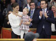 Victoria de Suède : Estelle charme la légende Björkman, Daniel félicite Dimitrov