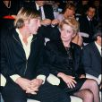 Gérard Depardieu et Catherine Deneuve lors de la présentation du film Le Dernier Métro le 17 septembre 1980