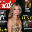 Sheila s'est confiée au magazine Gala, daté du 23 octobre 2013.