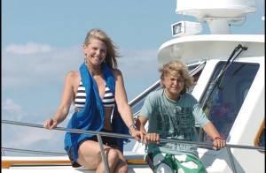 PHOTOS EXCLUSIVES : La belle Christie Brinkley se remet de son divorce avec ses enfants !