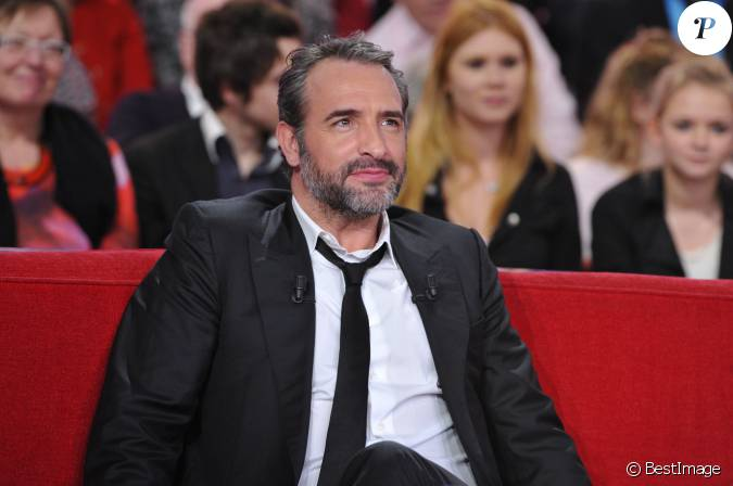 Jean dujardin paris le 20 f vrier 2013 for Dujardin johnny