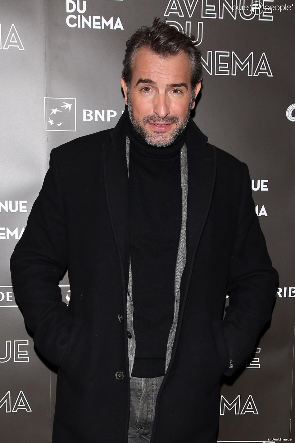 Jean dujardin paris le 12 f vrier 2013 for Dujardin johnny