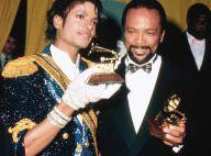 Michael Jackson : Son producteur Quincy Jones réclame 10 millions de dollars !