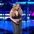 """Mariah Carey assiste à la soirée """"Black Girls Rock"""" au NJ Performing Arts Center de Newark, le 26 octobre 2013."""