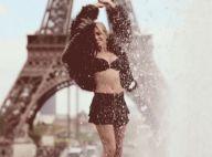 Sylvie van der Vaart : Exquise en lingerie à Paris, la bombe sort le grand jeu