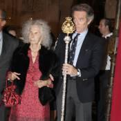 Cayetana, duchesse d'Albe : Pieuse, l'amie de la communauté gitane se recueille