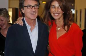 François Cluzet : ''Je suis fou amoureux de ma femme''