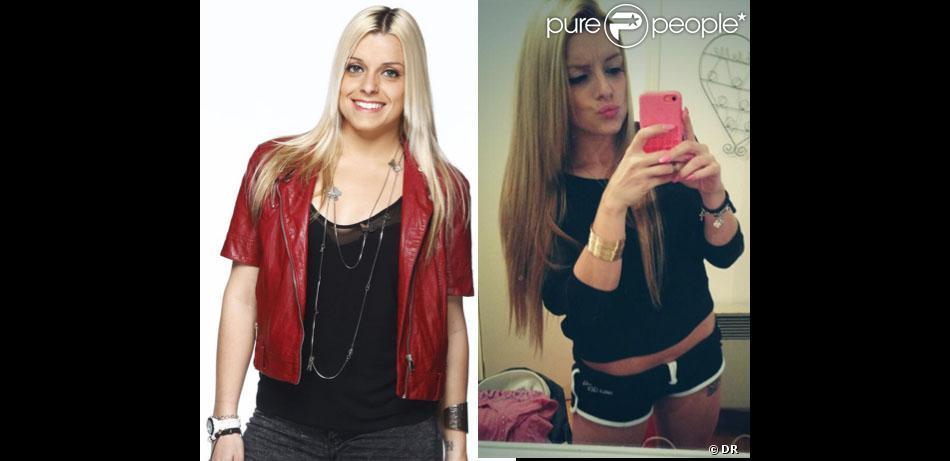 Alexia de Secret Story 7 métamorphosée : elle semble avoir perdu quelques kilos !