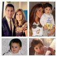 Lionel Messi rendait hommage aux mamans sur Instagram en octobre 2013 : la sienne, et sa compagne Antonella, mère de leur fils Thiago