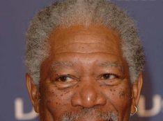 PHOTOS : Découvrez l'état de la voiture de Morgan Freeman...