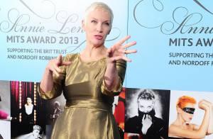 Annie Lennox : Triomphe de l'icône devant ses ravissantes filles, Tali et Lola