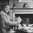 Lino Ventura à Londres sur le tournage d'un film (photo d'archive)