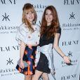Bella Thorne et Kaili Thorne lors de la soirée Flaunt Magazine à Los Angeles, le 7 novembre 2013.