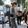 Jennifer Garner à Santa Monica, le 7 novembre 2013.