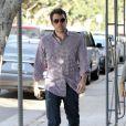 Ben Affleck à Santa Monica, le 7 novembre 2013.
