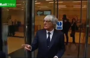 Bernie Ecclestone : Accusé de corruption et incapable de franchir une porte...