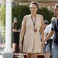 Tamara Ecclestone lors du Grand Prix de Formule 1 à Abu Dhabi aux Emirats Arabes Unis le 3 novembre 2013