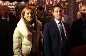 Manuel Valls et son épouse Anne : Le '1er flic de France' face au grand Belmondo