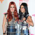 Le groupe Icona Pop lors des MTV Europe Music Awards au Ziggo Dome à Amsterdam, le 10 novembre 2013.