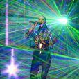 Katy Perry sur scène lors des MTV Europe Music Awards au Ziggo Dome d'Amsterdam, le 10 novembre 2013.