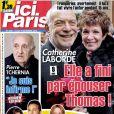 Ici Paris - en kiosques le mercredi 13 novembre 2013