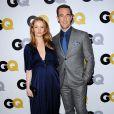 Kimberly Brook, James Van Der Beek lors de la soirée GQ Men Of The Year Party 2013 à Los Angeles, le 12 novembre 2013.