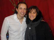 Ice Show : Philippe Candeloro et son épouse Olivia inséparables sur la glace