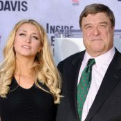 John Goodman : Un papa fier au côté de sa superbe fille Molly, 23 ans