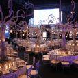Illustration du Diner de gala annuel de charité MONAA (Monaco Against Autism) au Sporting Club de Monaco. Le 15 Novembre 2013.