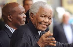 Nelson Mandela, malade, ne peut plus parler : Son ex-femme raconte...