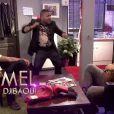 Kamel dans le générique de la saison 3 d'Hollywood Girls sur NRJ12, le 18 novembre 2013